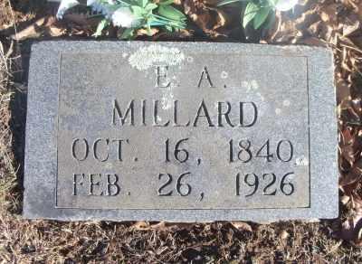 MILLARD, E. A. - Texas County, Missouri | E. A. MILLARD - Missouri Gravestone Photos