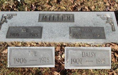 MILLER, DAISY MERLE - Texas County, Missouri | DAISY MERLE MILLER - Missouri Gravestone Photos