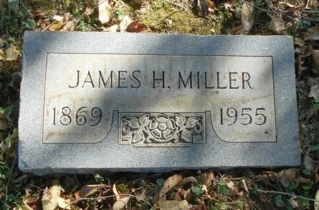 MILLER, JAMES H. - Texas County, Missouri | JAMES H. MILLER - Missouri Gravestone Photos