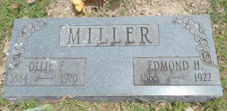MILLER, EDMOND HOWARD - Texas County, Missouri   EDMOND HOWARD MILLER - Missouri Gravestone Photos