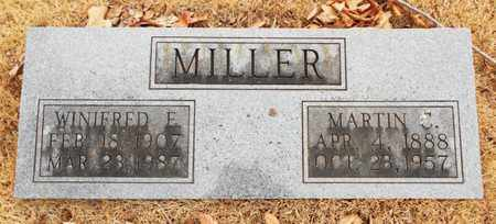 MILLER, MARTIN CHARLES - Texas County, Missouri | MARTIN CHARLES MILLER - Missouri Gravestone Photos