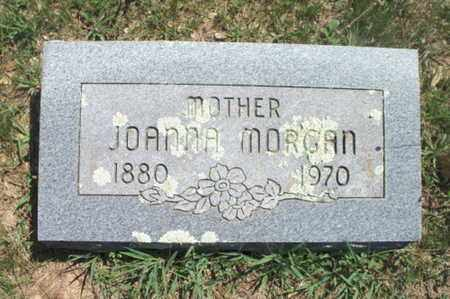 "MORGAN, JOANNA ""ANNA"" - Texas County, Missouri | JOANNA ""ANNA"" MORGAN - Missouri Gravestone Photos"