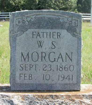 MORGAN, WEEDON SLEET - Texas County, Missouri | WEEDON SLEET MORGAN - Missouri Gravestone Photos