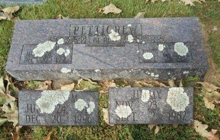 PETTIGREW, JIMMY LEE - Texas County, Missouri | JIMMY LEE PETTIGREW - Missouri Gravestone Photos