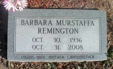 REMINGTON, BARBARA - Texas County, Missouri | BARBARA REMINGTON - Missouri Gravestone Photos