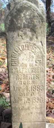 ROBERTS, CHRISTOPHER C. - Texas County, Missouri | CHRISTOPHER C. ROBERTS - Missouri Gravestone Photos