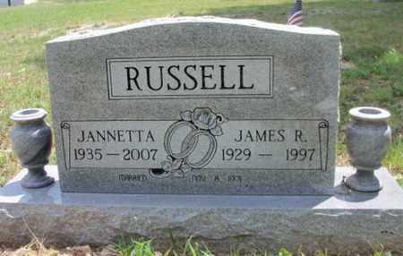 RUSSELL, JAMES RICHARD, III VETERAN KOREA - Texas County, Missouri | JAMES RICHARD, III VETERAN KOREA RUSSELL - Missouri Gravestone Photos