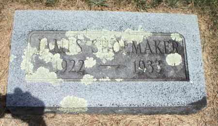 SHOEMAKER, JAMES - Texas County, Missouri | JAMES SHOEMAKER - Missouri Gravestone Photos