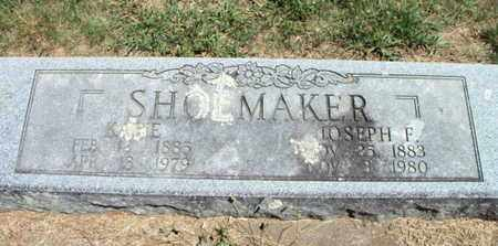 SHOEMAKER, JOSEPH F. - Texas County, Missouri | JOSEPH F. SHOEMAKER - Missouri Gravestone Photos