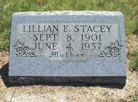 STACEY, LILLIAN EDYTH - Texas County, Missouri   LILLIAN EDYTH STACEY - Missouri Gravestone Photos