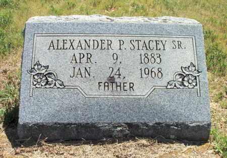 STACEY, ALEXANDER PAUL , SR. - Texas County, Missouri | ALEXANDER PAUL , SR. STACEY - Missouri Gravestone Photos