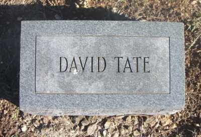 TATE, DAVID L. - Texas County, Missouri | DAVID L. TATE - Missouri Gravestone Photos