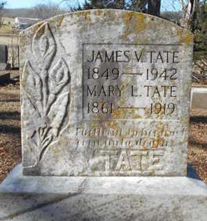 TATE, JAMES VANCE - Texas County, Missouri | JAMES VANCE TATE - Missouri Gravestone Photos