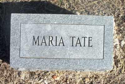 DICKENSON TATE, MARIA A. - Texas County, Missouri   MARIA A. DICKENSON TATE - Missouri Gravestone Photos