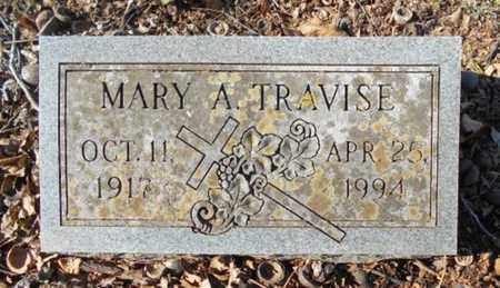 TRAVISE, MARY A. - Texas County, Missouri | MARY A. TRAVISE - Missouri Gravestone Photos