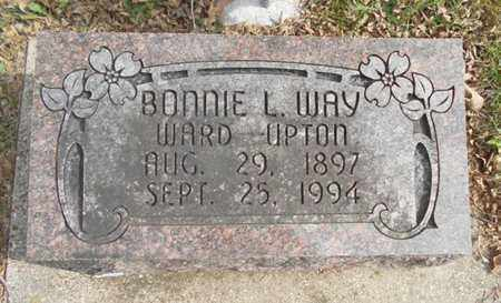 UPTON, BONNIE L. - Texas County, Missouri   BONNIE L. UPTON - Missouri Gravestone Photos