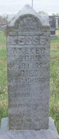 WALKER, JESSE ROSS - Texas County, Missouri | JESSE ROSS WALKER - Missouri Gravestone Photos