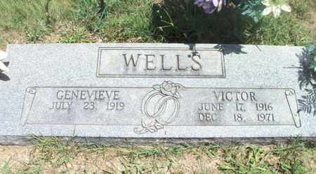EMIGH WELLS, GENEVIEVE - Texas County, Missouri | GENEVIEVE EMIGH WELLS - Missouri Gravestone Photos