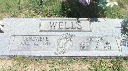 EMIGH WELLS, GENEVIEVE - Texas County, Missouri | GENEVIEVE EMIGH WELLS - Missouri Gravestone Photos
