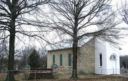 *, CHURCH AND CEMETERY - Warren County, Missouri | CHURCH AND CEMETERY * - Missouri Gravestone Photos