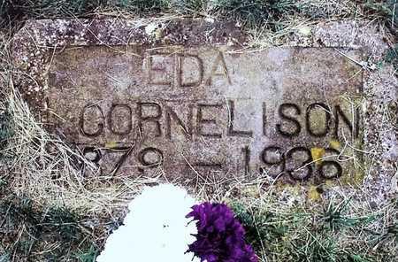 BARNETT CORNELISON, EDA - Webster County, Missouri | EDA BARNETT CORNELISON - Missouri Gravestone Photos