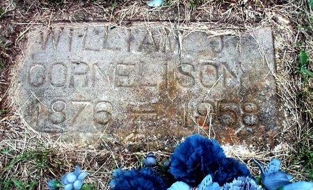 CORNELISON, WILLIAM JAMES - Webster County, Missouri | WILLIAM JAMES CORNELISON - Missouri Gravestone Photos