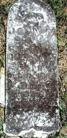 HELMS, JOHN WINFIELD - Webster County, Missouri | JOHN WINFIELD HELMS - Missouri Gravestone Photos