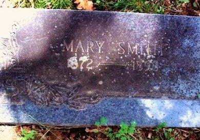 SMITH, MARY - Webster County, Missouri   MARY SMITH - Missouri Gravestone Photos