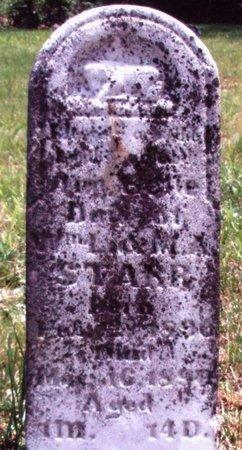STARR, ARA BELLE - Webster County, Missouri | ARA BELLE STARR - Missouri Gravestone Photos