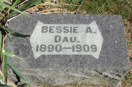 ANDREWS, BESSIE A. - Worth County, Missouri | BESSIE A. ANDREWS - Missouri Gravestone Photos