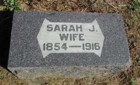 ANDREWS, SARAH JANE - Worth County, Missouri | SARAH JANE ANDREWS - Missouri Gravestone Photos