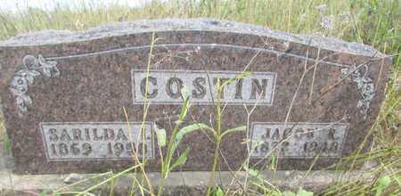 COSTIN, JACOB R - Worth County, Missouri | JACOB R COSTIN - Missouri Gravestone Photos