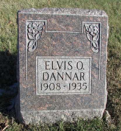 DANNAR, ELVIS OSCAR - Worth County, Missouri | ELVIS OSCAR DANNAR - Missouri Gravestone Photos