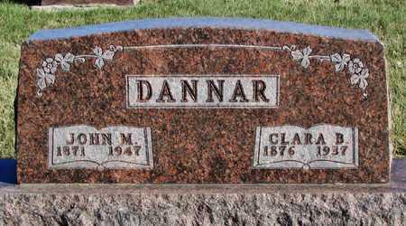 DANNAR, CLARA BELL - Worth County, Missouri | CLARA BELL DANNAR - Missouri Gravestone Photos