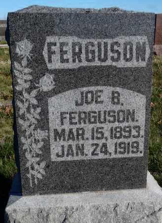 "FERGUSON, JOSEPH BOWSER ""JOE"" - Worth County, Missouri   JOSEPH BOWSER ""JOE"" FERGUSON - Missouri Gravestone Photos"