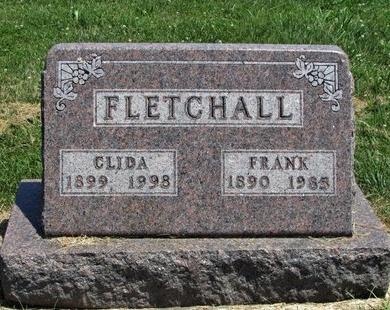 MAUDLIN FLETCHALL, CLIDA AGNES - Worth County, Missouri | CLIDA AGNES MAUDLIN FLETCHALL - Missouri Gravestone Photos