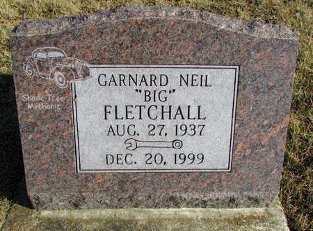 "FLETCHALL, FLETCHALL, GARNARD ""BIG"" NEIL - Worth County, Missouri 