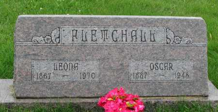 FLETCHALL, LEONA - Worth County, Missouri | LEONA FLETCHALL - Missouri Gravestone Photos