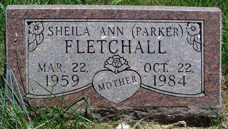 FLETCHALL, SHEILA ANN - Worth County, Missouri   SHEILA ANN FLETCHALL - Missouri Gravestone Photos