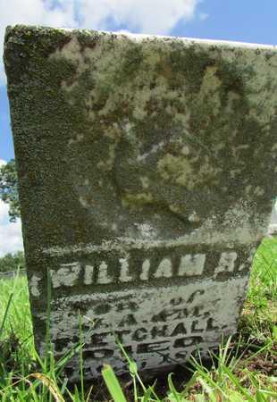 FLETCHALL, WILLIAM R. - Worth County, Missouri | WILLIAM R. FLETCHALL - Missouri Gravestone Photos