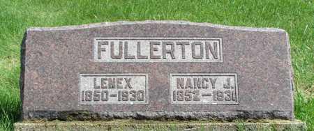 "FULLERTON, LENOX ""LINK"" - Worth County, Missouri | LENOX ""LINK"" FULLERTON - Missouri Gravestone Photos"