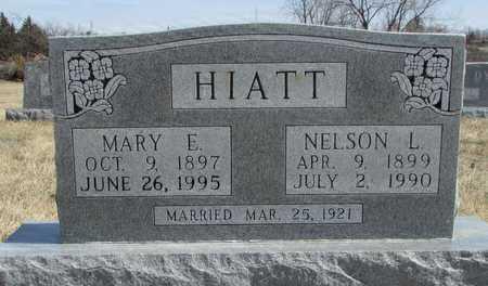 HIATT, MARY E. - Worth County, Missouri   MARY E. HIATT - Missouri Gravestone Photos