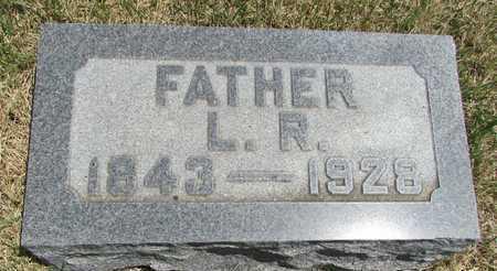 HIBBS, LEONIDAS RANDOLPH - Worth County, Missouri   LEONIDAS RANDOLPH HIBBS - Missouri Gravestone Photos