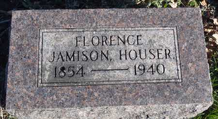 JAMESON, FLORENCE - Worth County, Missouri | FLORENCE JAMESON - Missouri Gravestone Photos