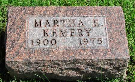 KEMERY, MARTHA E. - Worth County, Missouri   MARTHA E. KEMERY - Missouri Gravestone Photos