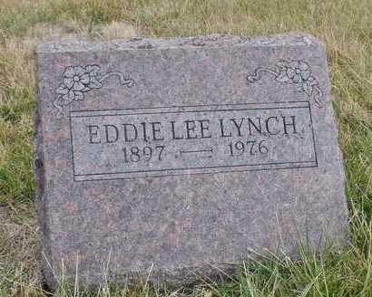 LYNCH, EDDIE LEE - Worth County, Missouri | EDDIE LEE LYNCH - Missouri Gravestone Photos