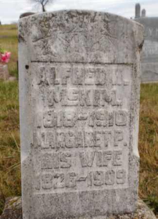 MCKIM, MARGARET - Worth County, Missouri | MARGARET MCKIM - Missouri Gravestone Photos