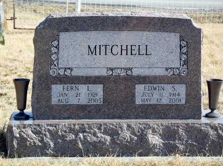 HALEY MITCHELL, FERN LUCILLE - Worth County, Missouri | FERN LUCILLE HALEY MITCHELL - Missouri Gravestone Photos