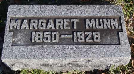 MUNN, MARGARET - Worth County, Missouri   MARGARET MUNN - Missouri Gravestone Photos