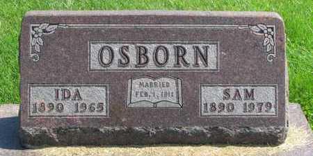 OSBORN, SAM - Worth County, Missouri | SAM OSBORN - Missouri Gravestone Photos